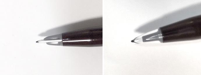 プラマンのペン先