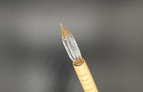 ガラスペンのペン先