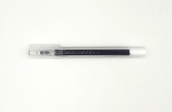 カーボンインクのペン