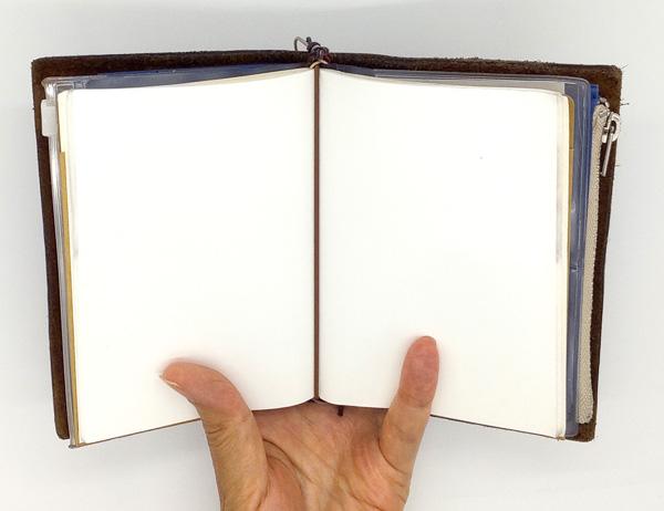 私のトラベラーズノート